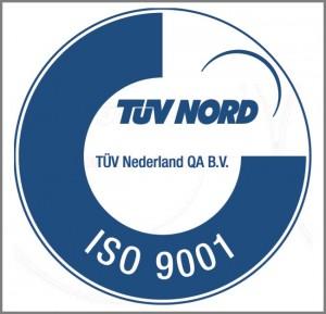 Metaalwarenfabriek Zador ISO9001 gekeurd