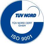 ISO9001 certificaat