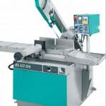 Volautomatische lintzaagmachine voor metalen producten op maat