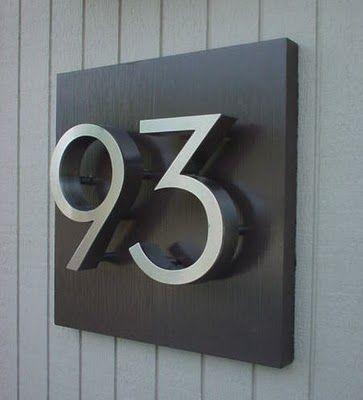rvs bewerking huisnummer