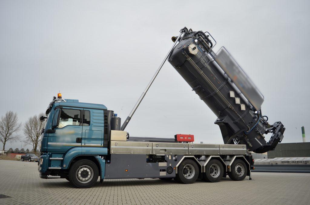 toolbox vrachtwagen