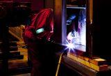 metaal en staal snijden met een laser