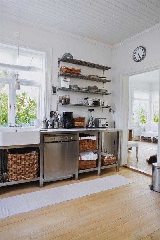 RVS maatwerk keuken