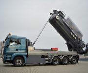 vrachtwagen kist