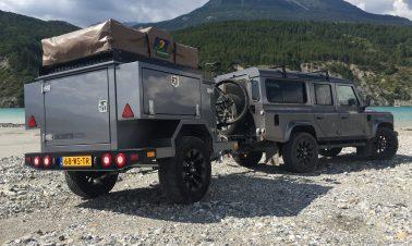 een off road trailer